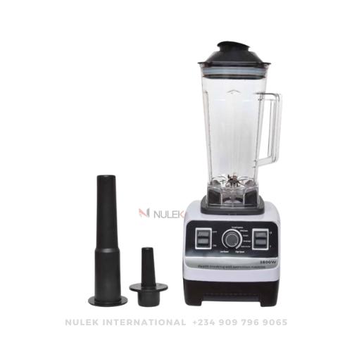 5000 Watts Nulek High-Speed Commercial Blender