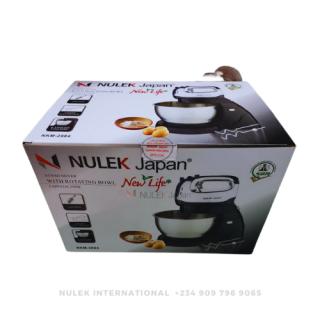 Nulek 5.5Liters Standing Cake Mixer - Model NKM-2884