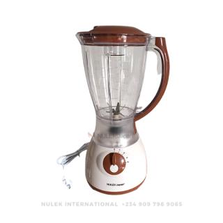 Nulek Electric Blender and Grinder - Model NLB-448B