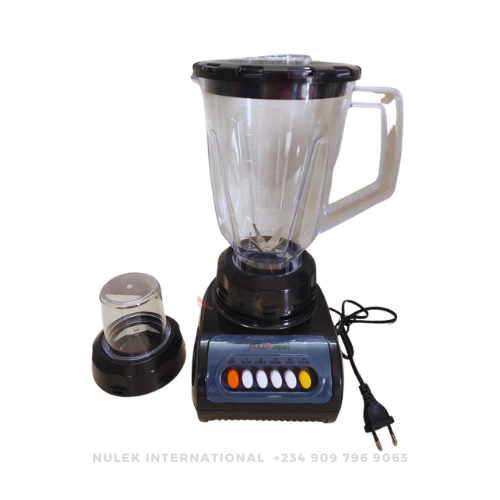 Nulek Electric Blender and Grinder - Model NL-B1218